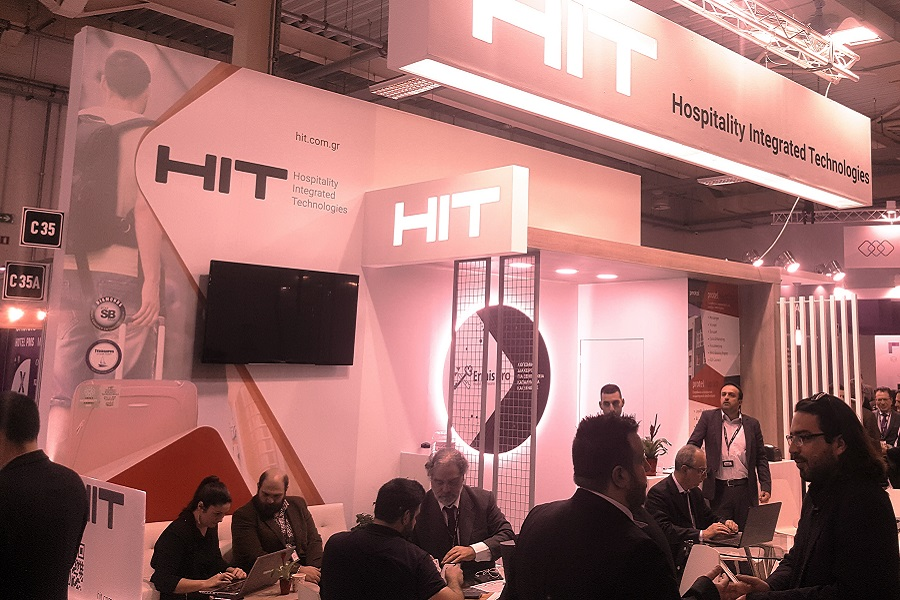 HoReCa 2018 - HiT S.A. - Hospitality Integrated Technologies